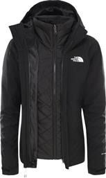The North Face Carto Triclimate T93SR4JK3 Black από το Notos