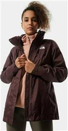 The North Face Evolve II Triclimate NF00CG56US8 Root Brown από το Zakcret Sports