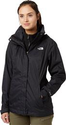 The North Face Evolve II Triclimate NFCG56KX7 Black από το Zakcret Sports