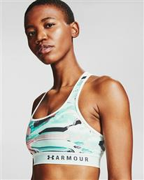 Under Armour Mid Crossback Print Siel από το Z-mall